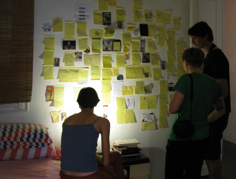 Telepathy and Love The Spanish Apartment, Barcelona